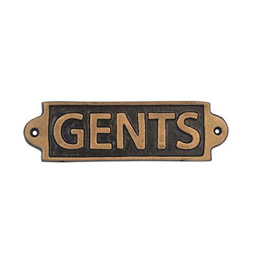 Minster Stylish Living Gents metalen bord