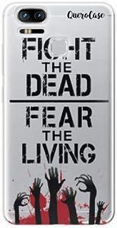 Capa para Zenfone 3 Zoom Ze553kl Walking Dead - Fight The Dead
