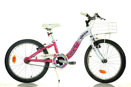 dino 204R-WX7 - Bicicletta 20' Winx