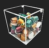 Creative Planet - Soporte para cápsulas de café, dispensador de cápsulas