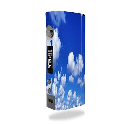 Decal Sticker Skin WRAP Clouds for Kanger KBOX Mini