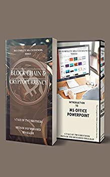 The Complete MBA Coursework Bundle 1-2 Power PointTips and Tricks & BlockChain and Cryptocurrency  MBA Workbooks 4 Book 7