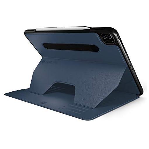 ZUGU Funda para iPad Pro 12.9 2020 4.ª Generación, Alpha Case Protectora Pero Delgada con 10 Ángulos de Visión… 9