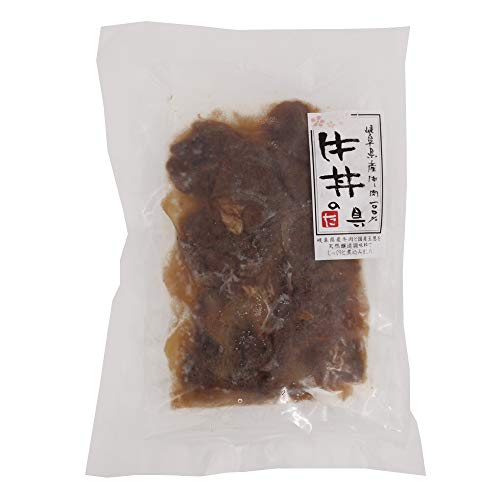 中村屋フードアクト牛丼の具 120g 12パック