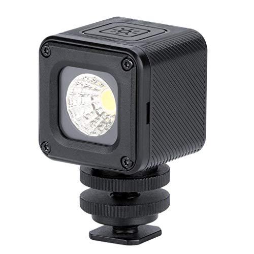 Ulanzi L1 Pro LED Video Light IP68 Profesional Impermeable Iluminación fotográfica Regulable para dji Drones Osmo Pocket para Gopro 7/6/5
