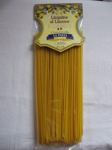 La Pasta Linguine al Limone / Nudeln mit Zitrone 250 gr.