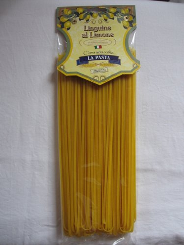 La Pasta Linguine al Limone/Nudeln mit Zitrone 250 gr.
