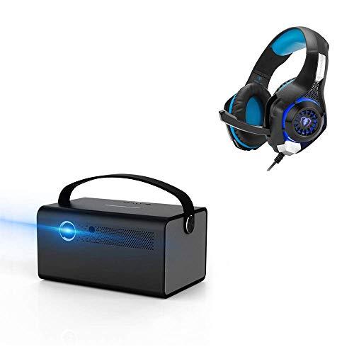 Cocar 3D DLP Projector V7丨GM1 Gaming Headset