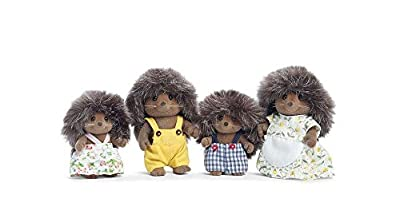 Calico Critters CC1923 Pickleweeds Hedgehog Family