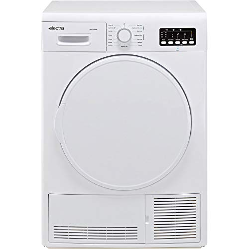 Electra TDC7100W 7Kg Condenser Tumble Dryer - White - B Rated