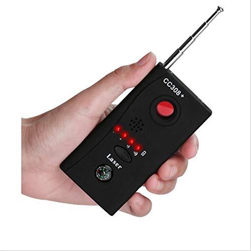 YCRD Wireless Signal Detector, Einstellbare Empfindlichkeit Multi-Funktions-Detektor Anti-Sneak Shot Und Abhören, Anti-Spy-Radio-Frequenz-Signal