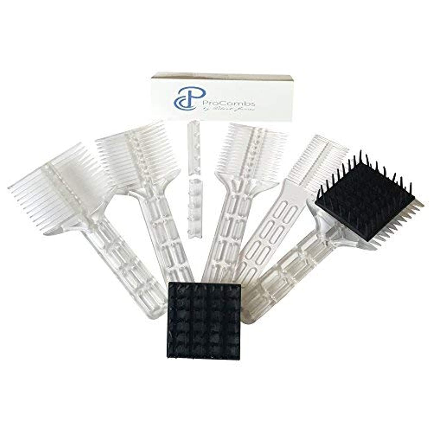 Scissor/Clipper Over Comb Tool For The Perfect Haircut [並行輸入品]