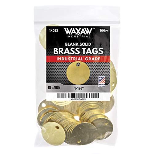 Brass Plate Chain - 8