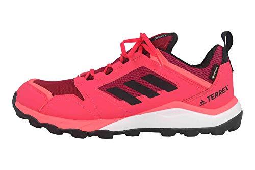 adidas Terrex Agravic TR GTX W, Zapatillas de Running Mujer, ROSINT/NEGBÁS/FTWBLA, 37 1/3 EU