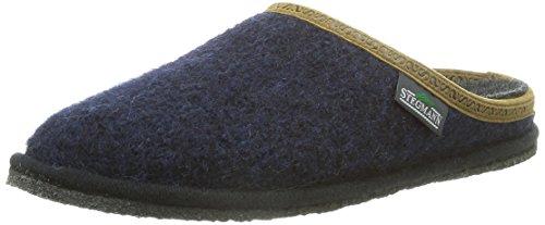 Stegmann Stegmann 301  Unisex-Erwachsene Pantoffeln,  Blau (dark blue 8971),  39 EU