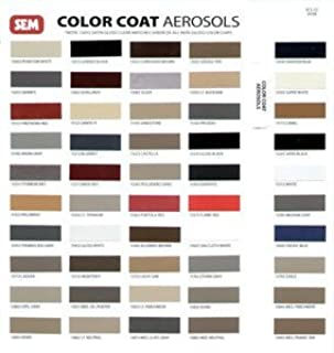 marine vinyl color chart
