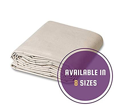 All Purpose Canvas Cotton Drop Cloth by Chicago Canvas