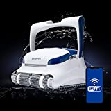 DOLPHIN Sigma Robotic Pool Cleaner with Bluetooth and Massive Top-Load Cartridge Filters, Ideal for...