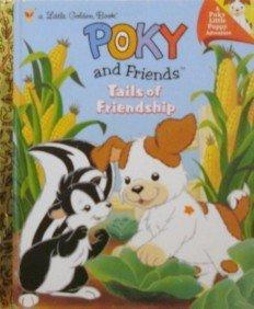 Tails of Friendship (Little Golden Book) - Book  of the Little Golden Books