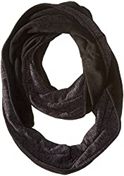 Our Top 10 Favorite Products on Amazon for the New Year (2017) - Cuddle Duds Reversible Infinity Scarf - it's so warm and comfy!