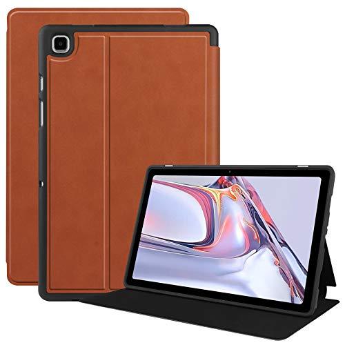 VOVIPO Custodia Sottile per Galaxy Tab A7 10.4 2020- Custodia Ultra Sottile in TPU con Protezione Contro Le Cadute con Angoli di visualizzazione Multipli per Galaxy Tab A7 10.4 SM-T500   T505   T507