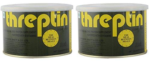 Threptin 2 x Disquettes/Biscuits/Biscuit/biscuitées 275 Gms (Original) (pack de 2)