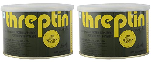 THREPTIN 2×スレプチンディスケット/ビスケット/ビスケット/ビスケット - 275 gms (オリジナル) (2パック)