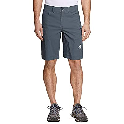 Eddie Bauer Men's Guide Pro Shorts, Graphite Regular 32