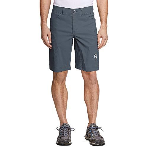 Eddie Bauer Men's Guide Pro Shorts, Graphite Regular 32