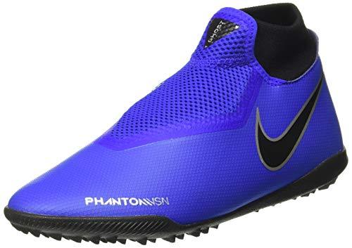 Nike Phantom Academy Dynamic Fit Astro Turf Football Boots (9 UK, Blue)