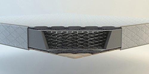 Kurl-on Dream Sleep 6-inch Queen Size Spring Mattress (72x60x6)