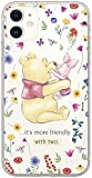 Original & Offiziell Lizenziertes Disney Winnie Puuh Handyhülle für iPhone 11, Hülle, Hülle, Cover aus Kunststoff TPU-Silikon, schützt vor Stößen & Kratzern
