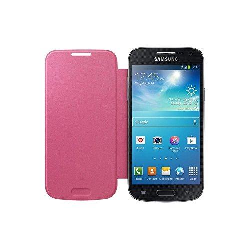 Samsung Original  Flip Cover Handyhülle Für Galaxy S4 Mini Pink