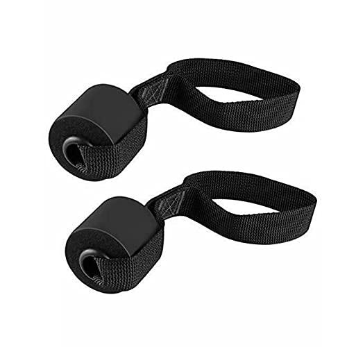 POHOVE 2 bandas de resistencia para anclaje de puerta, accesorio para equipo de fitness, para bandas de terapia física y bandas de bucle cerrado