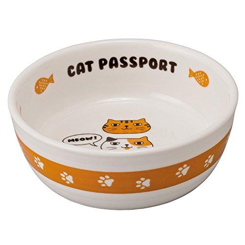 猫用フードディッシュ ネコ仲間(9447)可愛いネコちゃんの食器!No.9449の食器台(別売)とセットで可愛さ倍増! ポンポリース