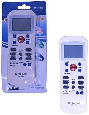 Controle Remoto Universal Ar Condicionado Ms1045