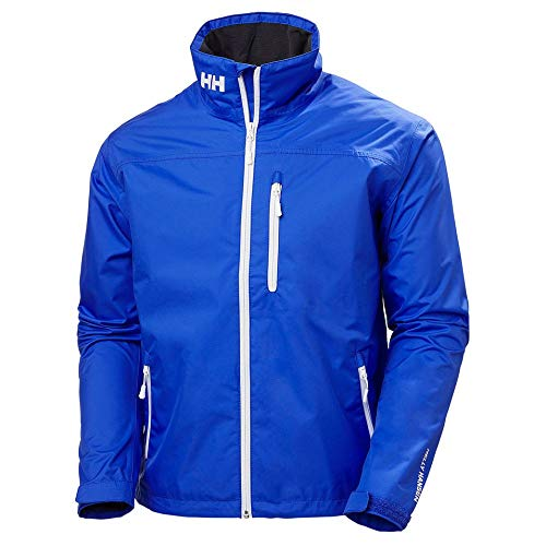Helly Hansen Crew Jacket Chaqueta, Hombre, Royal Blue, L
