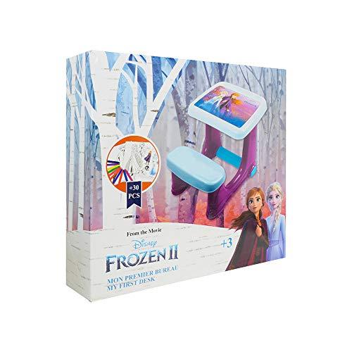 FROZEN II- Escritorio Frozen, CFRO100, Azul