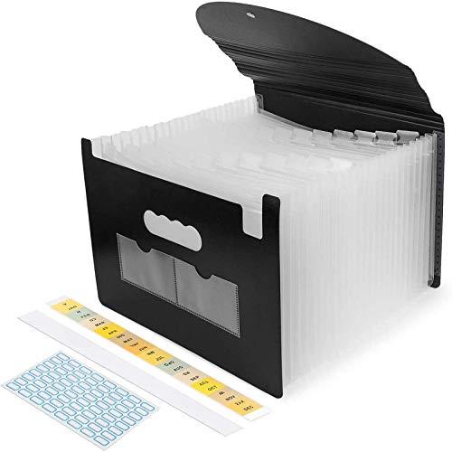 ドキュメントスタンド A4 ファイル ファイルボックス 書類ケース 収納ボックス 書類 整理 自立型 オフィス 大容量 (ホワイト)