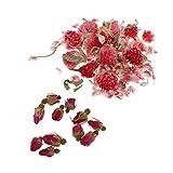 約8g 押し花 ローズ グローブアマランス 自然乾燥花 ドライフラワー ロマンティック パーツ