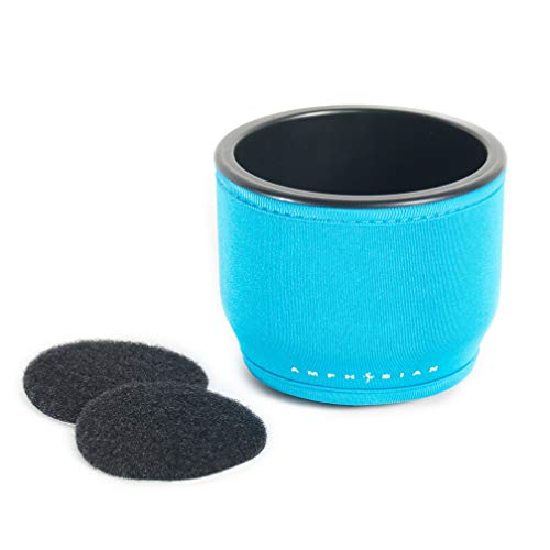 Amphibian Outdoor SUP Cup Holder Velcro Mount Large (Teal)
