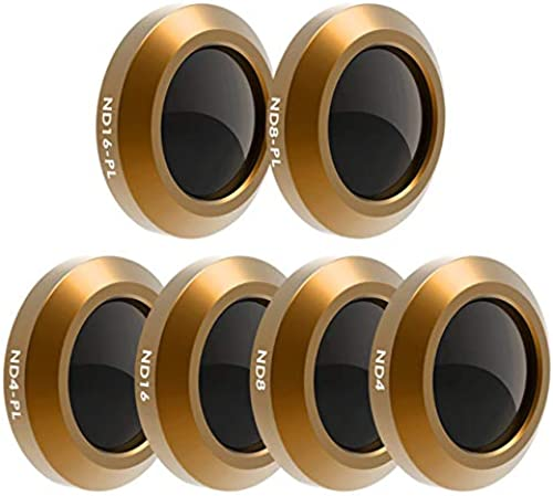 Disfruta de un 50% de descuento. Eleganantamazing Mavic2 - Filtro de Zoom ND 4 8 8 8 16 32 64 PL para dji Mavic 2 Zoom Polar UV Projoector Drone Filter Accesorios  para barato