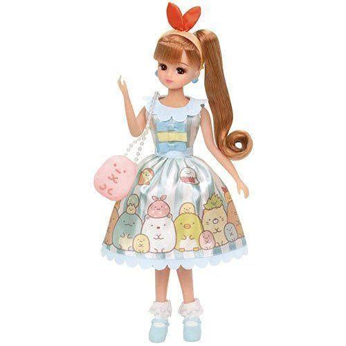 リカちゃん人形 LD-08 すみっコぐらしだいすきリカちゃんドール人形服本体