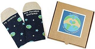 Ausardia, Calcetines con mensaje divertidos y originales fabricados en España