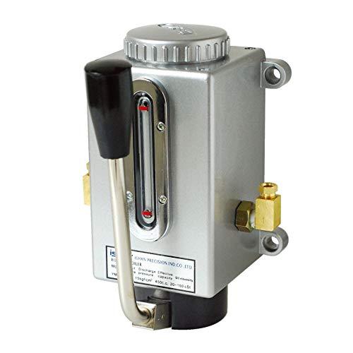 Zentralschmierung Handpumpe, Handschmierpumpe für Ölschmierung aus Metall