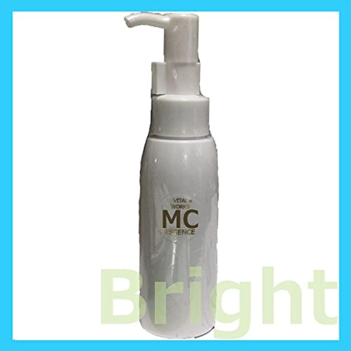 提案担保肯定的バイタルワークス MCエッセンス 業務用 100ml (ハリ?弾力) 高機能美容液