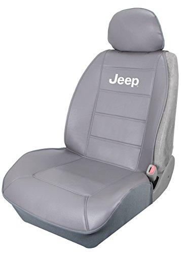Plasticolor 008581r25Gris sideless Funda para Asiento (Jeep Elite)