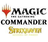 MTG Magic Strixhaven 2021 Commander Decks - Set of All 5