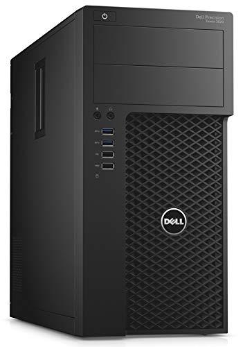 Dell DE/BTP/Preci T3620/Core i7-7700/16GB/512GB SSD/Intel HD 630/DVD RW/Kb/Mouse/W10Pro/vPro/1Y Basic NBD (Generalüberholt)