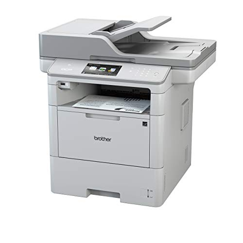 Brother DCPL6600DWRF1 Monochrom Laserdrucker, 46 ppm, USB (French Version)